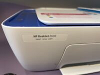 HP printer DeskJet 2630 All – in one WIfi device – Used (good condition)