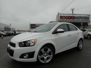 2012 Chevrolet Sonic 1LTZ - 6SPD - LEATHER - SUNROOF