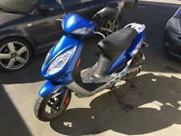 For sale SYM JET 50 EURO X Scooter / Moped. 2005.12 months mot