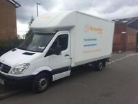 Removals Man and van warrington & Lancashire