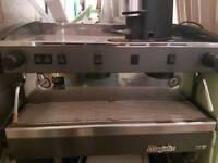 Majister professional coffee machine