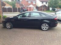 Ford Mondeo 2007 Ghia leather seats