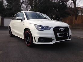 Audi A1 S-Line 1.4 TFSI Very low mileage