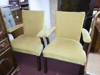 Pair of Bedroom Chairs