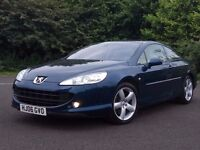 PEUGEOT 407 2.7 HDi GT AUTO, 2006 '06', 1 YEARS MOT, FULL LEATHER, SAT NAV, ALLOYS, STUNNING CAR.
