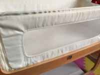 Excellent Condition 3in1 Bedside Crib