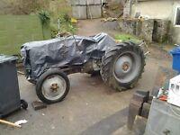Ferguson tractors for sale ted 20 1951 6 volt