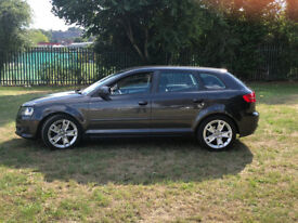2010 AUDI A3 1.4 SPORT TFSI, not S LINE, SALVAGE REPAIRABLE DRIVEAWAY - CHEAP TAX & INSURANCE