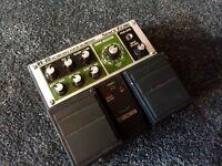 Roland space echo RE-20 guitar pedal