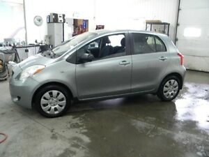 2008 Toyota Yaris LE/RS