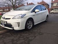 Toyota Prius Taxi(6 Months Gedling plate)