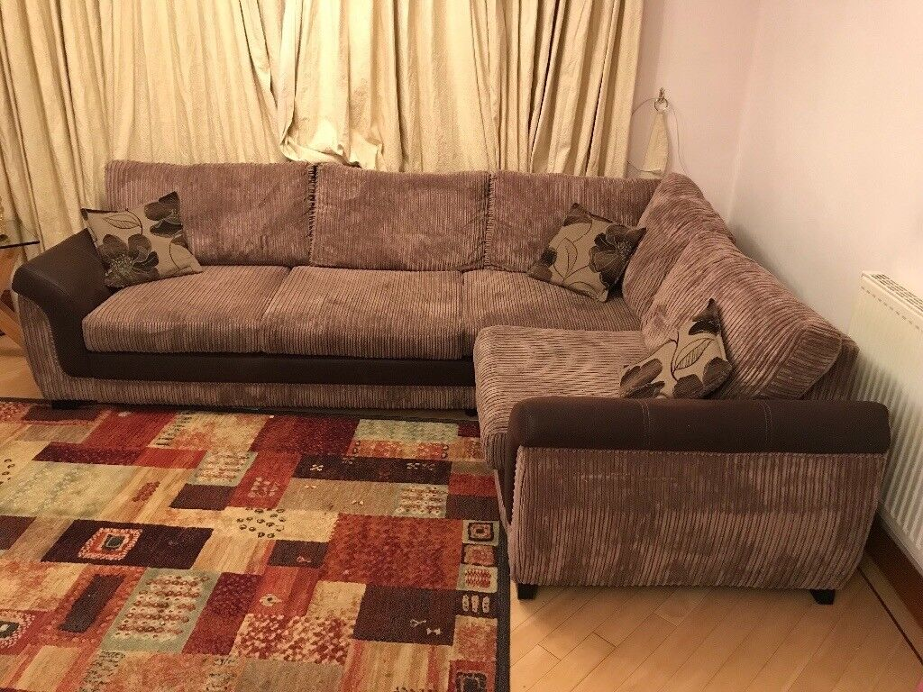 Saxon Right Hand Facing Arm 2 Piece Corner Sofa | in Camberley ...