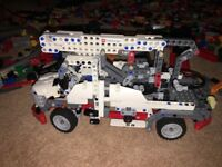 LEGO Technic Set 8071 - NO MISSING PIECES - LIKE NEW - 2in1 Truck Set