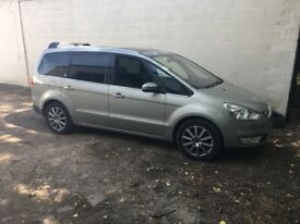 Ford galaxy ghia 1.8 tdci manual