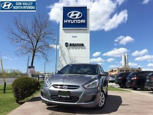 2016 Hyundai Accent GL - HEATED SEATS, BLUETOOTH