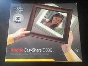 Kodak Easyshare D830 Digital Picture Frame Petersham Marrickville Area Preview