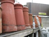 Chimney Pots For Sale, good enough to re-use or lovely pieces for your garden plants