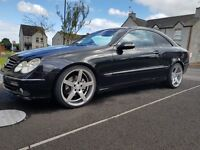 Mercedes 2.7 Coupe