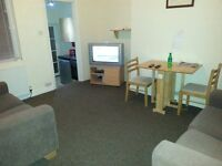 Two rooms for rent for contract workers BAE 2 min walk NO FEES