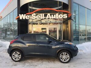 2012 Nissan Juke SL AWD *LOW KM *NAV*LTHR *SUNROOF*