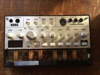 KORG Volca Bass (incl. power and sync cable)