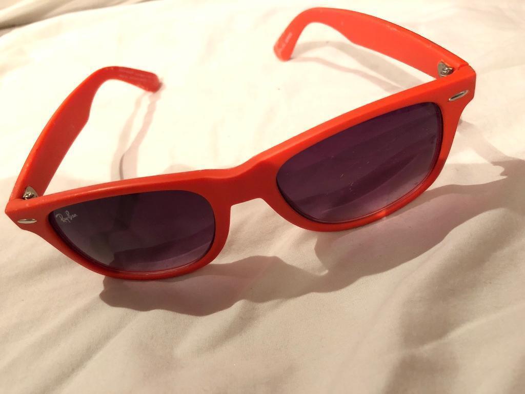 ray ban wayfarer sunglasses gumtree