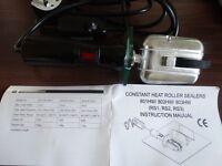 Hand wheel sealer