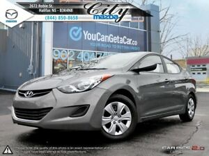 2013 Hyundai Elantra GLS GREAT VEHICLE FOR A GREAT PRICE!