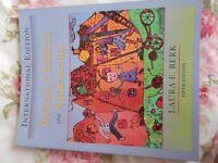 Psychology Textbook - Infants, Children & Adolescents (fifth edition)