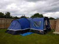 Hi Gear Zenobia 6 Tent & Porch