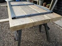 60mm and 38mm reclaimed scaffold boards - dry stored grade A.