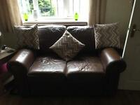 sofas 2/3 and chair