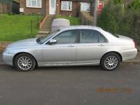 Rover 75 CDTI Automatic 80000 Miles Years Mot