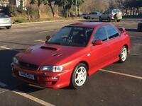 Subaru uk2000 Turbo classic only 49,000 1 owner