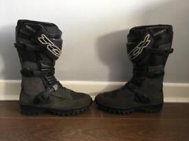 TCX Track EVO Motorcycle Boots
