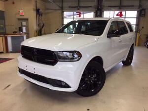 2017 Dodge Durango GT+BLACKTOP+HITCH+CUIR+DÉMARREUR+GPS