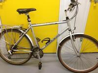 Gents / men's / mans mountain bike bicycle hybrid station city touring pashley Brompton bike