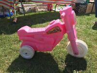 Go-Rider bike