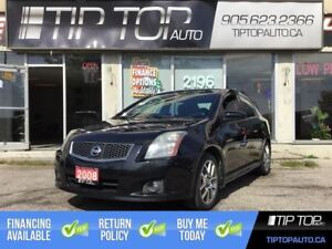 2008 Nissan Sentra SE-R ** Sunroof, New Tires, Low KMS **
