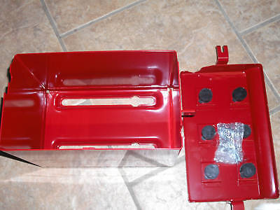 Ih Farmall M Mv Md Super M W6 Wd6 Ihs084 Battery Box