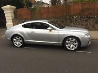 Bentley gt mulliner 2005 fsh low tax bracket