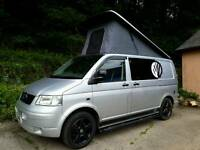 BE T5 campervan