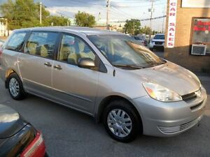 2005 Toyota Sienna CE Certified&E-tested Financing is available