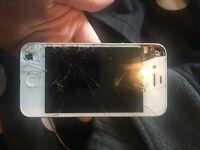 iPhone 4S Broke