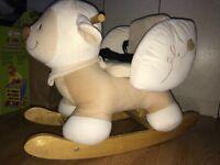 Baby/Children's rocking horse toy