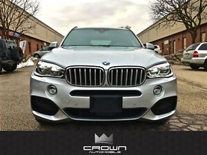 2014 BMW X5 5.0 L, M PACKAGE, BANG & OLUFSEN