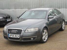 2005 (05 reg), Audi A6 Saloon 2.4 S Line 4dr (CVT)