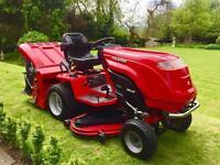 Countax D50LN Ride on Mower - Diesel- Electric tip - Westwood/Honda/John Deere/Yanmar