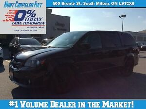2014 Dodge Grand Caravan R/T DVD, RSTRT, NAV, PWR DOORS & MORE!!