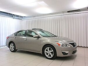 2013 Nissan Altima SL SEDAN LOADED WITH EVERY OPTION AVAILABLE!